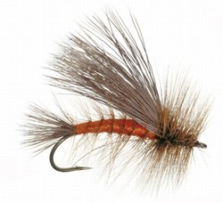 Improved Sofa Pillow Dry Fly
