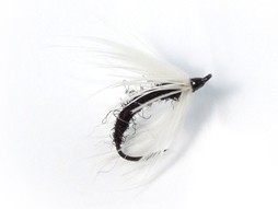 Nikko Kebari - Soft Wet Hackle/White