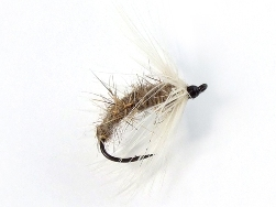Nikko Kebari - Soft Wet Hackle/Tan