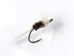 Kyoto Kebari - Reverse Hackle/Herl&Cream