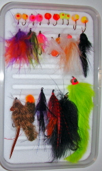 Alaska Standard Fly Selection-23 Flies