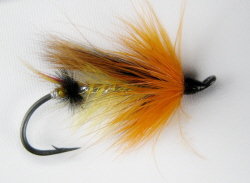 Orange Blossom Steelhead Fly
