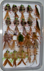 Permit Guide Fly Selection-20 Flies