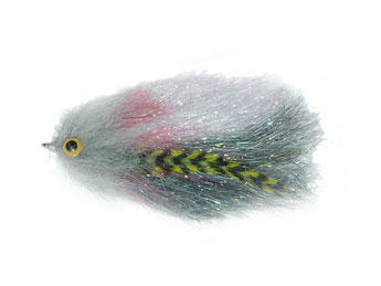 Shimmer Panfish Bass Fly