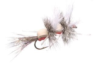 Rusty Rat Hairwing - originated by J C Arsenault