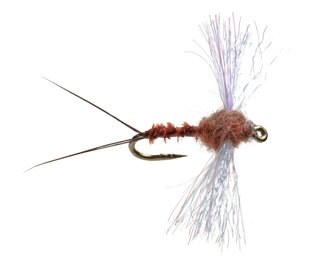 Crystal Wing Spinner Fly