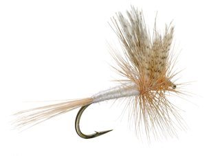 Light Cahill Dun Dry Fly