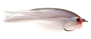 Big Eye Baitfish Saltwater Fly