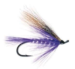 Purple Peril Steelhead Fly