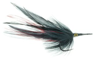 Black Death Tarpon Fly