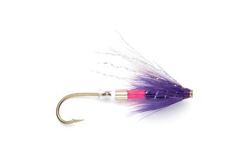 Brass Purple/Pink Tube Fly