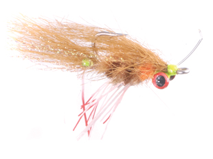Crimp Saltwater Fly