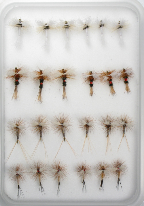 Wulff Dry Fly <br /> #14 - Adams