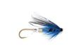 Brass Blue/Black Tube Fly