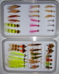 Christmas Island Guide Fly Selection