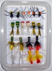 Panfish Popper  Standard Selection-20 Flies