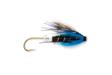 Plastic Black/BlueTube Fly