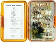 Trout Guide Selection-UPG Fly Box-78 Flies